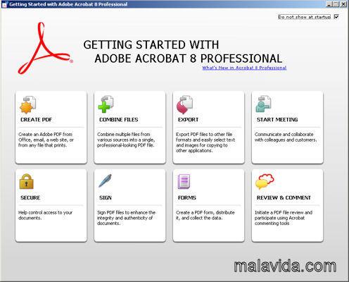 www adobe com acrobat 9 free download